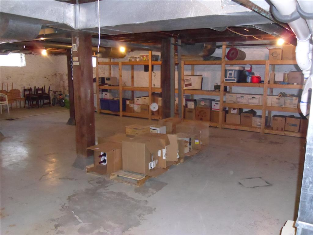 basement organization 2011
